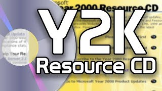 Microsoft Y2K Resource CD (1999) - Time Travel