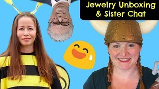 Live Jewelry Unboxing with Elaine!  - Will I Find Gold? - Friend Mail Box from Rose -Jewelry Haul