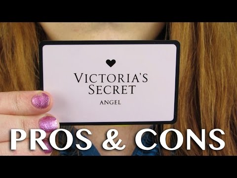 Whats A VS Angels Credit Card? I The Pros & Cons