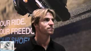 James Ellison talks MotoGP.mov