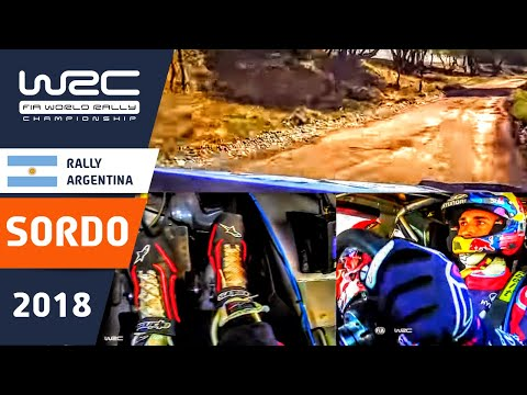 WRC - YPF Rally Argentina 2018: ONBOARD Sordo SS05