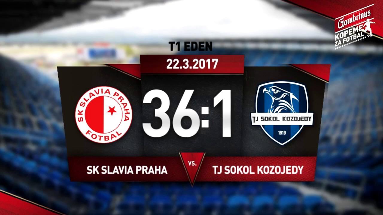 Sk Slavia Image: SK Slavia Praha Vs. TJ Sokol