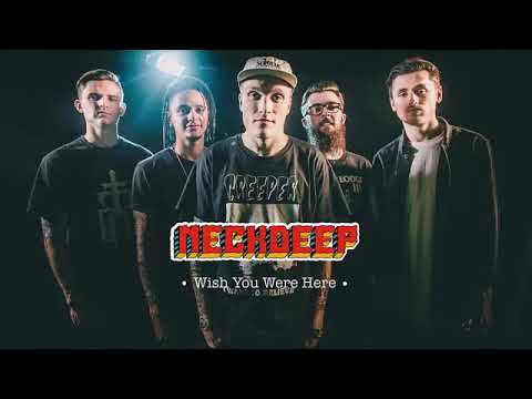 Neck Deep - Wish You Were Here - Cover By : Hidden Message