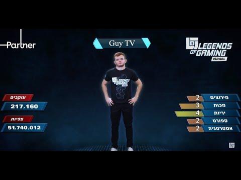 Legend #7 Guy TV