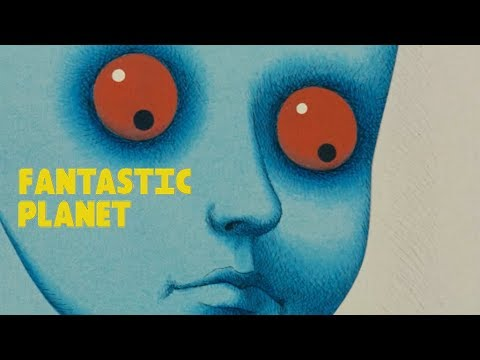 'Fantastic Planet' is the strangest animated movie ever made