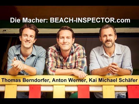 """""""beach-inspector.com"""": Ein Bilderbuch-Startup Testet Strände"""