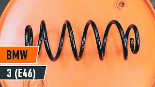 Piekare uzstādīšana BMW 3 (E46): bezmaksas video