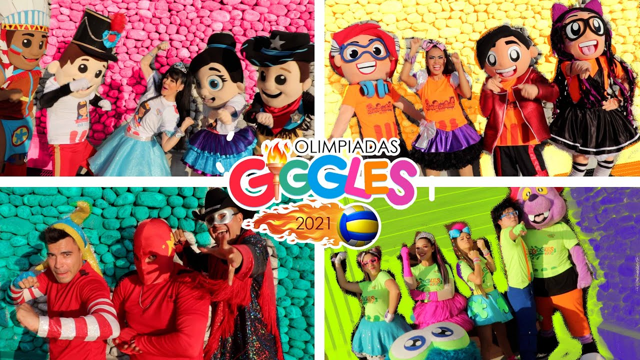OLIMPIADAS @Karim Juega  VS @Princesita Ana Celia @Manito y Maskarin TV  VS @Ramito y Gordito HITOS