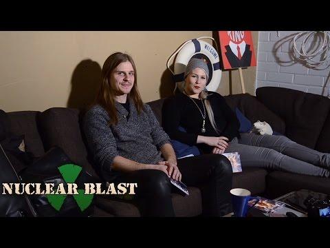BATTLE BEAST - 'Bringer Of Pain' - Album Title & Artwork (OFFICIAL TRAILER #1)