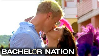 Tierra & Sean Explore St Croix | The Bachelor US