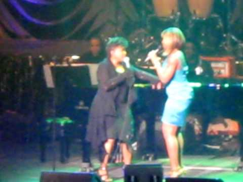 "Anita Baker & Mary J. Blige: ""Caught Up In The Rapture"" - MJB Honors Hammerstein Ballroom NYC 5/1/11"