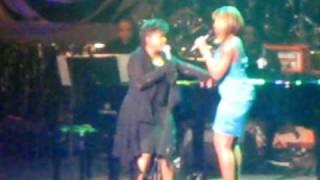 "Anita Baker & Mary J. Blige: ""Caught Up in the Rapture"" - MJB Honors Hammerstein Ballroom NYC 5/1/11"