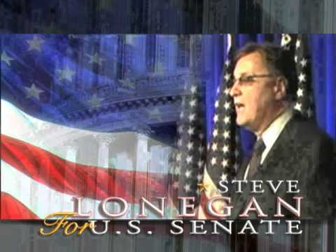 Conservative Steve Lonegan for US Senate (TV Ad by CCC PAC) (Updated)
