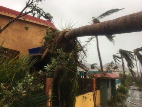 Hurricane Irma Sint Maarten Saint-Martin #irma