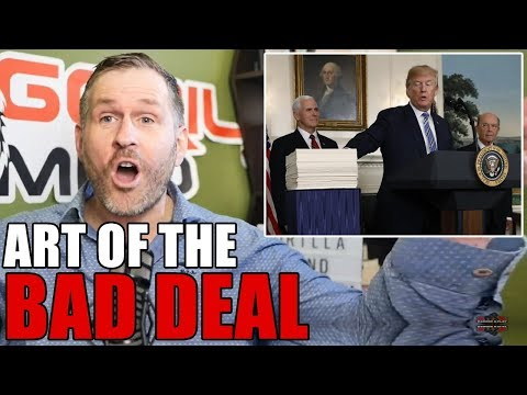 Trump Signs Worst Budget Deal in History, Impeachment Likely | Mike Cernovich