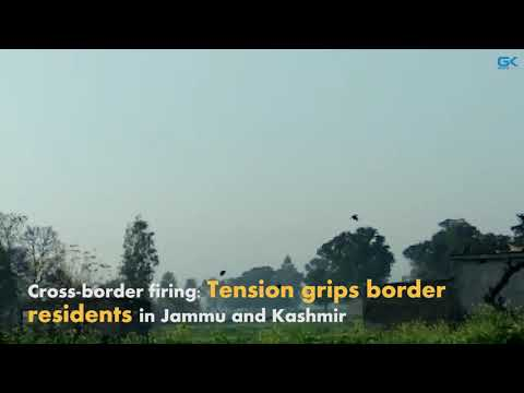 Cross-border firing: Tension grips border residents in Jammu and Kashmir