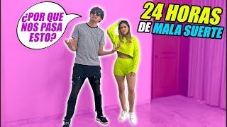 24 HORAS DE MALA SUERTE! *nos paso de todo*