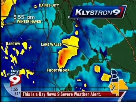 Bay News 9 Weather Map Bay News 9 Weather   YouTube