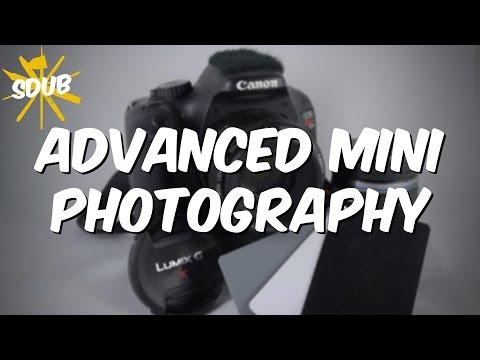 Advanced Miniature Photography