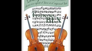 """Accompagnement violoncelle duo 02 """"De bon matin"""""""