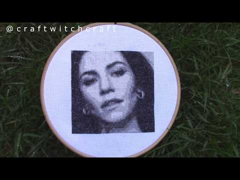 Marina Cross Stitch Time Lapse Handmade Heaven