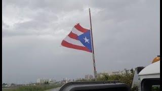 ¿Por qué los camioneros llevan la bandera de Puerto Rico?