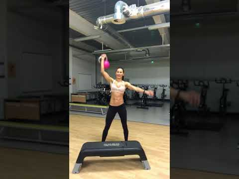 5 Round Couplet - Full Body Cardio & Strength - Part Two *