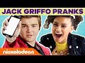 Jack Griffo's Air Horn & Gelatin Pranks 😜April Fool's Day w/ JoJo Siwa, Daniella Perkins & More!