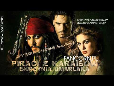(Piraci z Karaibów) Pirates of the Caribbean He's A Pirate (Tiesto Remix)
