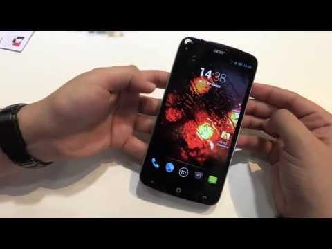 Acer Liquid S2 4K Smartphone auf der IFA 2013