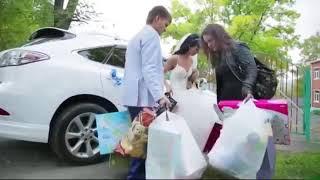 Невеста попросила не дарить ей цветы, а вместо цветов подарить