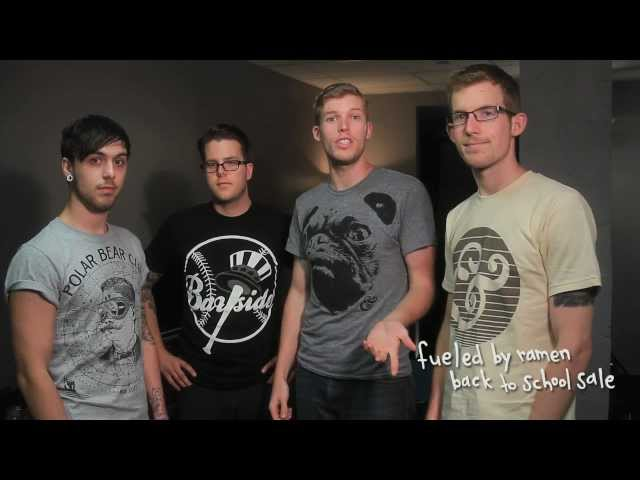 The Swellers: How To Greet Someone From England