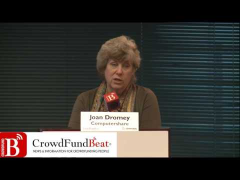 Computershare, Private Market & Crowdfunding with Joan Dromey