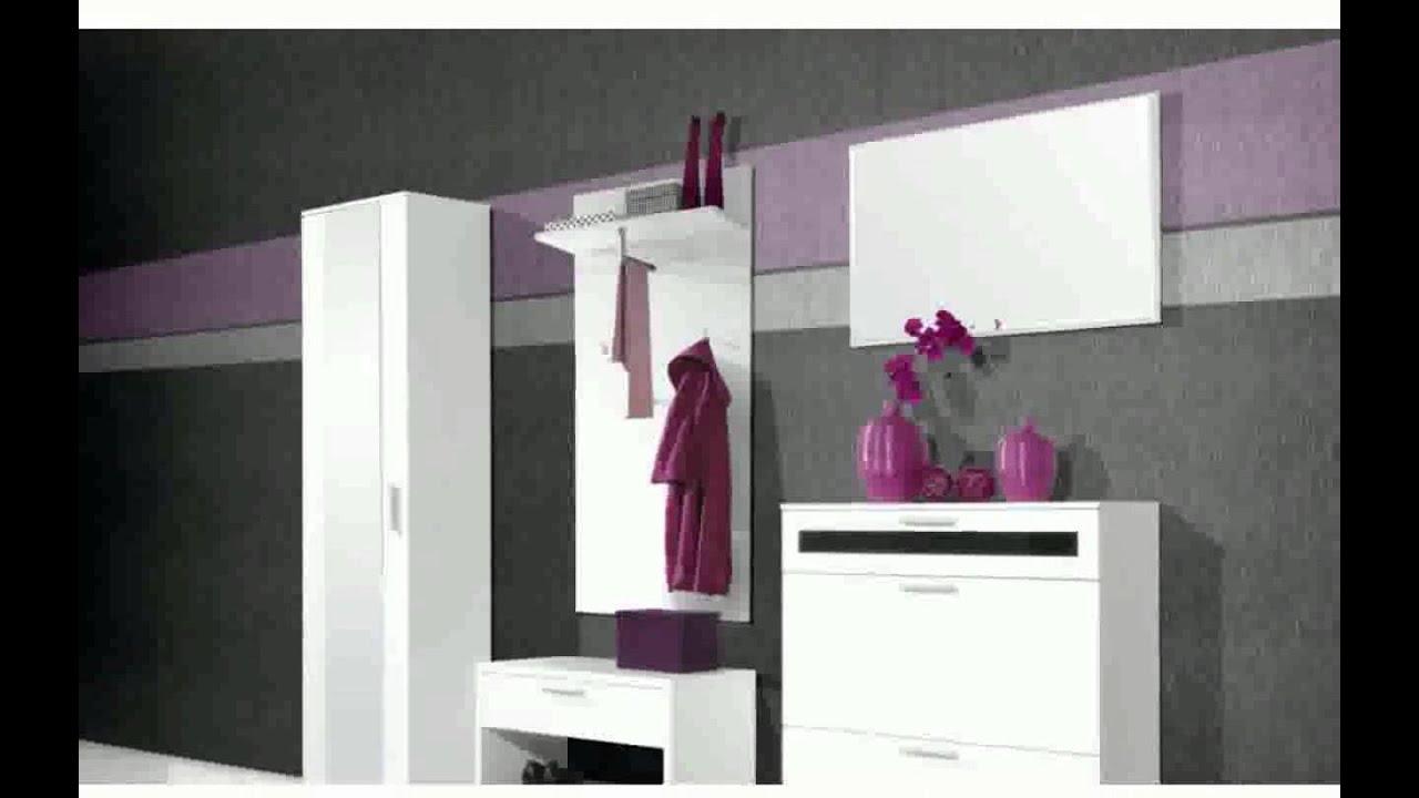 Moderne garderoben m bel inspiration youtube for Moderne garderobe