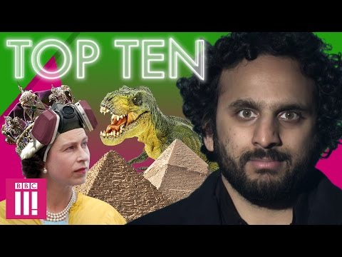TOP TEN: Weird Conspiracy Theories (feat. Nish Kumar)