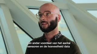 iNoses: identificatie van vreemde geuren in de haven van Antwerpen