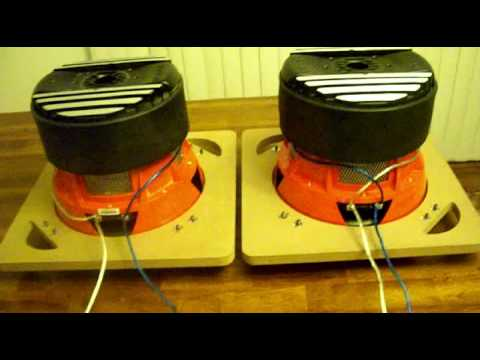 how to wire subwoofers series, parallell, and series parallel wiring -  youtube