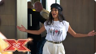 Time to find out which Judge has which category! | Boot Camp | The X Factor 2017 thumbnail