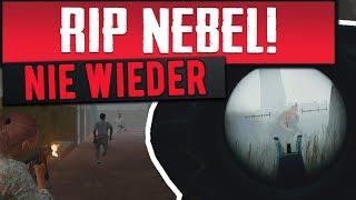 Kein Nebel Mehr! - Letzte Runde in PUBG (Playerunknowns Battlegrounds)