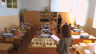 Занятие с дошкольниками (уч. Фроликова Е.А.)
