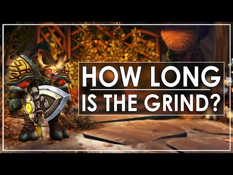 Artifact Power Catchup in Patch 7.1.5 - How Long Does It Take To Get Up To Speed?