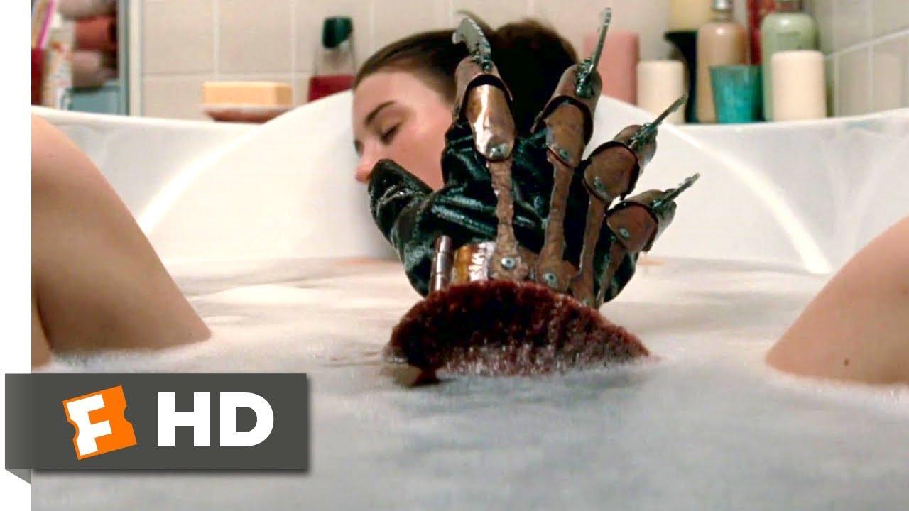 A Nightmare On Elm Street 2010 Bathtime Terror Scene 5 9