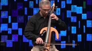 All four one -- cello impulses: Gideon Freudmann at TEDxConcordiaUPortland