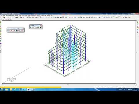 Reinforced Concrete and Post-Tensioned Foundation (Mat) Design