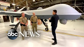 Drone program used to track protesters in Minneapolis l ABC News