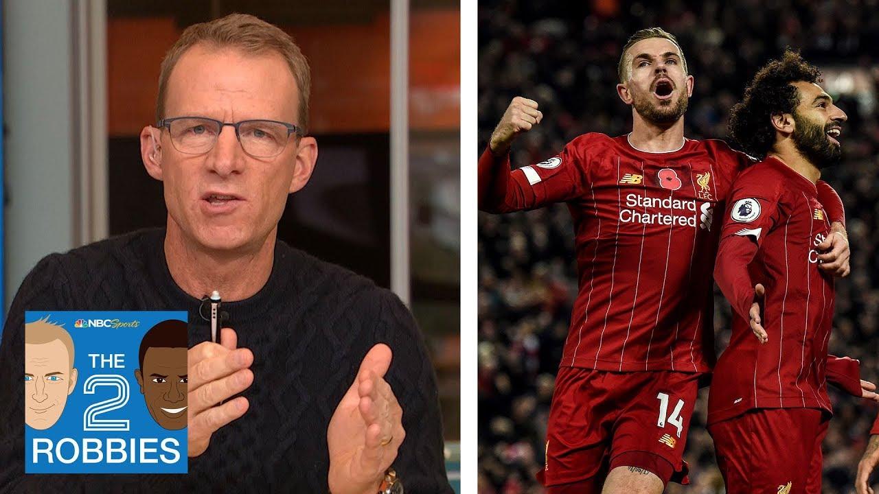 Salah 9/10 as league leaders Liverpool keep rolling