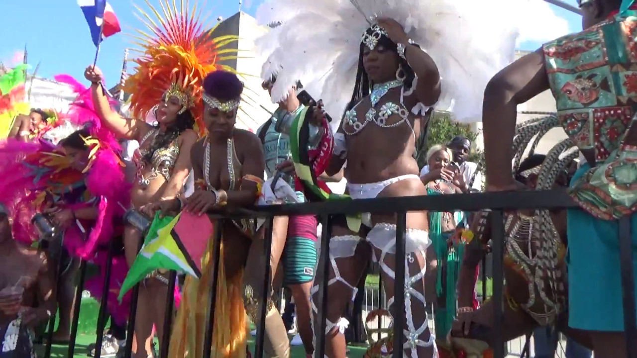 How Trinidad And Tobago Carnival Allows Women To Celebrate