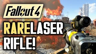 Fallout 4 Gameplay Tips: RARE WEAPON! UP77 Prototype Limitless Potential Location Walkthrough