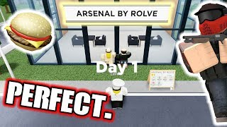 ARSENAL RESTAURANT TYCOON... | ROBLOX