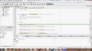 C Programming Tutorial: Structures and Pointers (Complex Number Arithmetic)